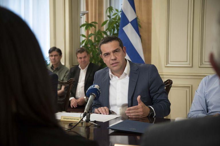 Tsipras appoints his last pre-electoral cabinet | tovima.gr