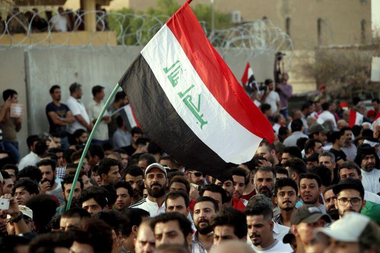 Ιράκ : Διαδηλώσεις κατά της κυβέρνησης σε Βαγδάτη και Βασόρα | tovima.gr