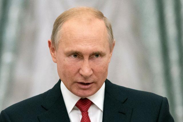 Πούτιν: Είναι φυσικό για την Ευρώπη να θέλει έναν στρατό | tovima.gr