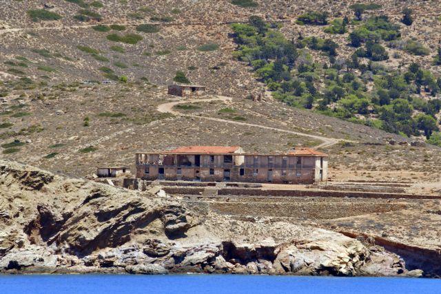 Κατεδαφίζονται τα αυθαίρετα στη Μακρόνησο   tovima.gr