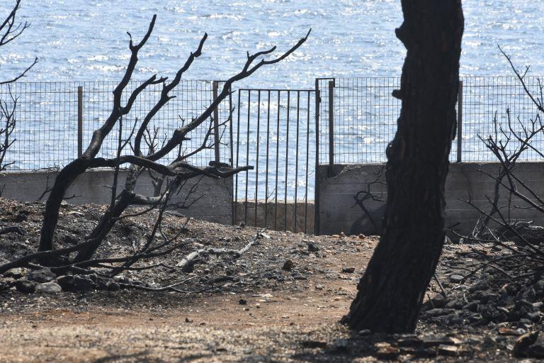 Η τραγική διαδρομή των  θυμάτων στο Μάτι –  Πως εγκλωβίστηκαν και κάηκαν μεταξύ της Λ. Μαραθώνος και της θάλασσας | tovima.gr