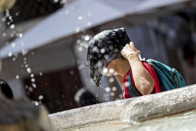 FAZ: Το φετινό καλοκαίρι το θερμότερο της χιλιετίας | tovima.gr