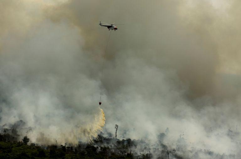 Απεγκλώβισαν 560 περιπατητές από ηφαίστειο στην Ινδονησία | tovima.gr