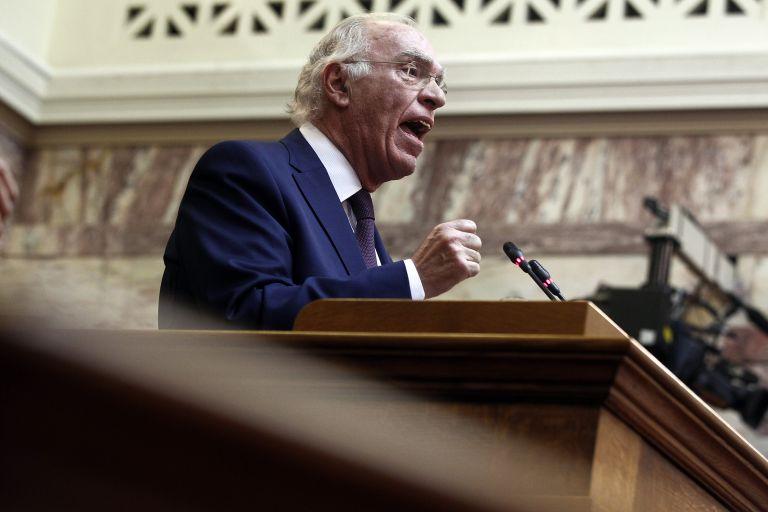 Επιμένει στην ακύρωση της συμφωνίας των Πρεσπών η Ένωση Κεντρώων | tovima.gr