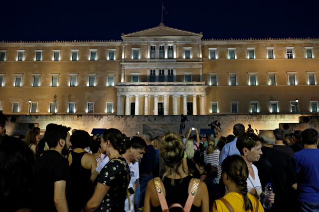 Τροπολογία για οικονομική ενίσχυση των πυρόπληκτων της Αττικής   tovima.gr