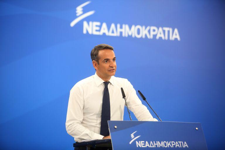 Μητσοτάκης για Πετρούνια : Απλά υποκλινόμαστε | tovima.gr