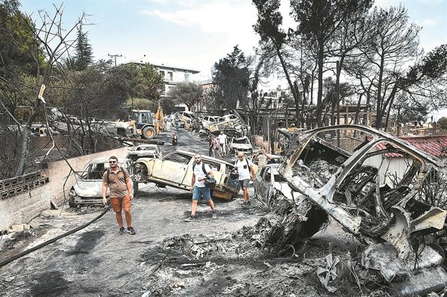Τι μας έμαθαν οι καταστροφές σε Μάτι και Μάνδρα | tovima.gr