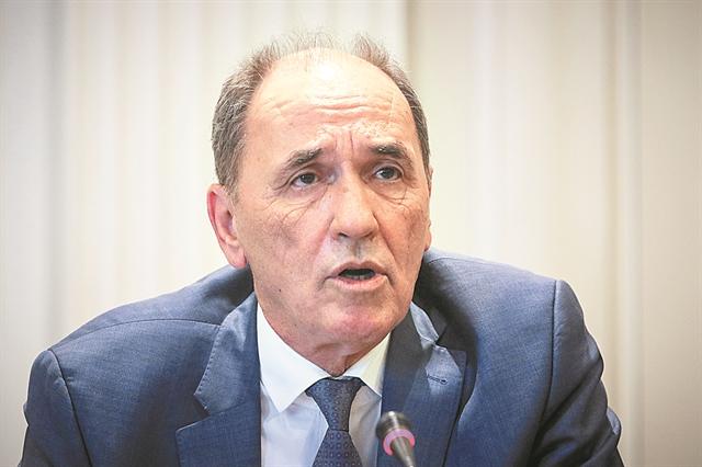 Σταθάκης: Παραπλανητική η εικόνα εξαγοράς τηςEDSαπό τη ΔΕΗ | tovima.gr