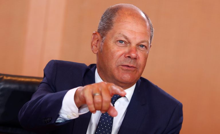 Σολτς: Αξιες σεβασμού οι μεγάλες προσπάθειες των Ελλήνων | tovima.gr