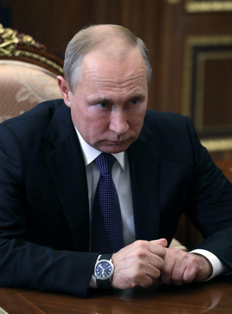 Τα περιουσιακά στοιχεία του Πούτιν στο στόχαστρο νομοσχεδίου των ΗΠΑ | tovima.gr