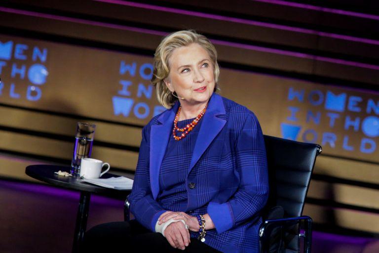 ΗΠΑ: Χίλαρι και Σπίλμπεργκ μαζί στην τηλεόραση | tovima.gr