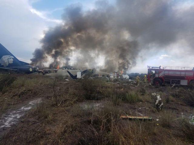 Πόσο πιθανό είναι να επιζήσει κάποιος από αεροπορικό δυστύχημα; | tovima.gr