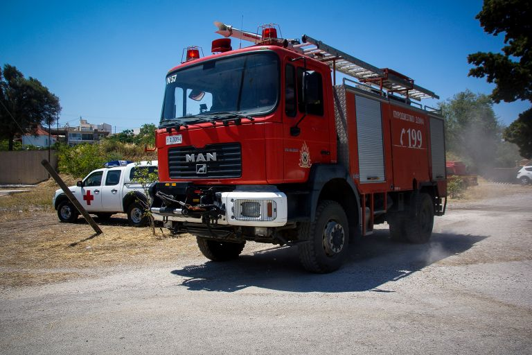 Σε ποιες περιοχές υπάρχει υψηλός κίνδυνος εκδήλωσης πυρκαγιών | tovima.gr