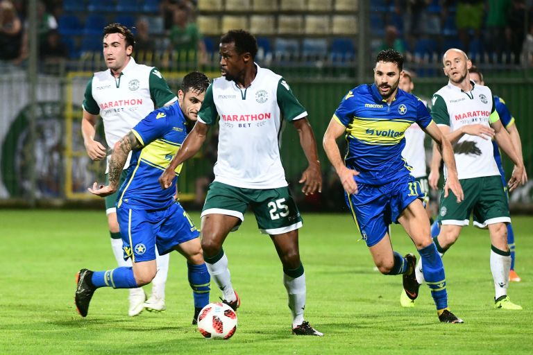 Δεν τα κατάφερε ο Αστέρας Τρίπολης, 1-1 και αποκλεισμός από τη Χιμπέρνιαν | tovima.gr