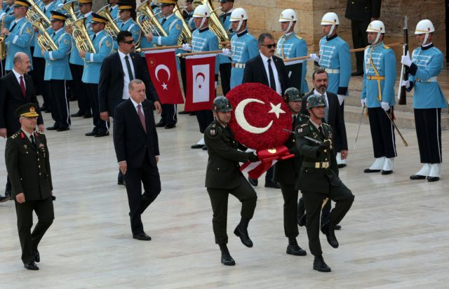 Ο Ερντογάν, οι Αμερικανοί και το σκάνδαλο που έγινε εφιάλτης του | tovima.gr