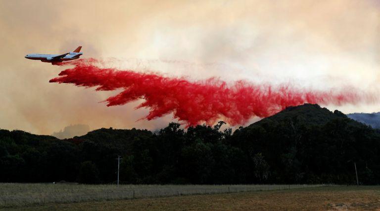 Καλιφόρνια: Σε «κατάσταση μεγάλης καταστροφής» λόγω πυρκαγιών | tovima.gr