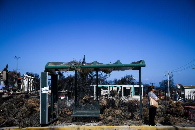 Μάτι – φονική πυρκαγιά: Πληθώρα ρύπων σε ατμόσφαιρα και έδαφος | tovima.gr