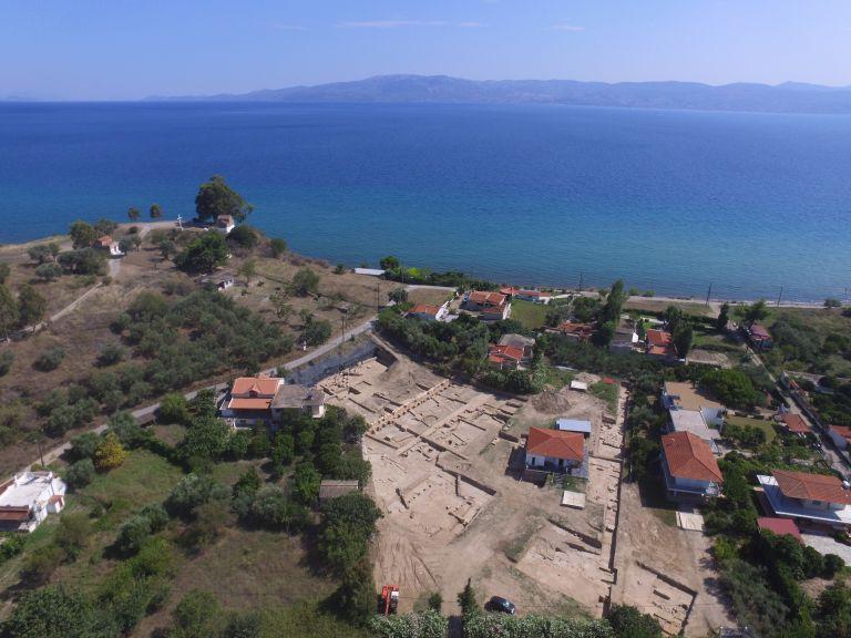 Εύβοια : Σημαντικά ευρήματα στο Ιερό της Αμαρυσίας Αρτέμιδος | tovima.gr