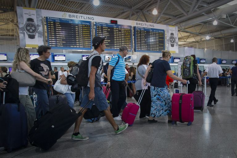 Αυξημένη και τον Ιούλιο η επιβατική κίνηση στο «Ελ. Βενιζέλος» | tovima.gr