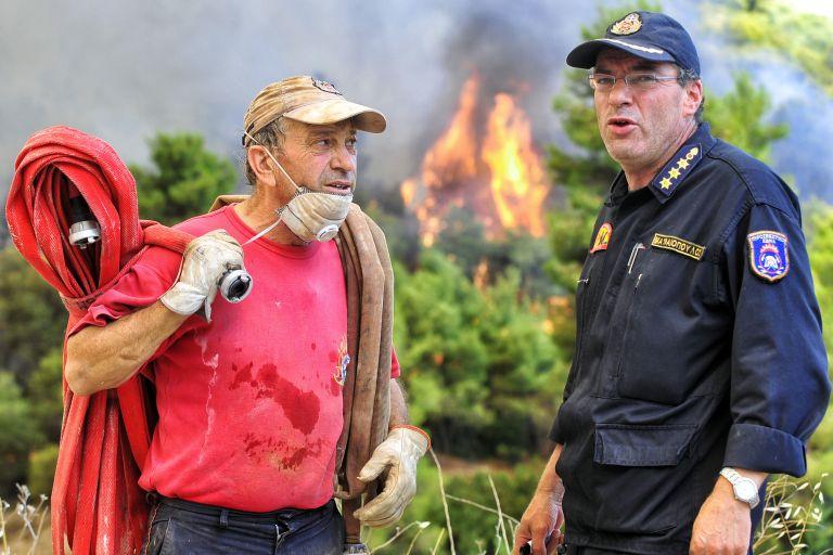 Πολύ υψηλός κίνδυνος πυρκαγιάς σε πέντε Περιφέρειες   tovima.gr