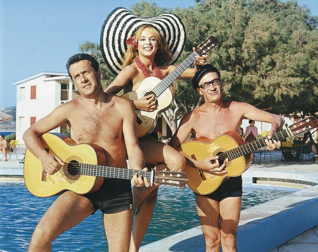 Καλοκαίρι και ελληνικό σινεμά: Οταν η Αλίκη δεν συνάντησε την Τζένη | tovima.gr