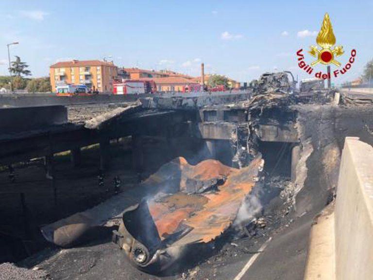 Μπολόνια: Ερευνα για τα αίτια του τροχαίου δυστυχήματος | tovima.gr