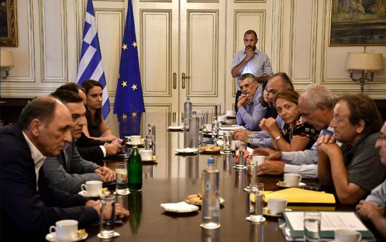 Συνάντηση Τσίπρα με κατοίκους από το Μάτι και το Νέο Βουτζά για την επόμενη μέρα   tovima.gr
