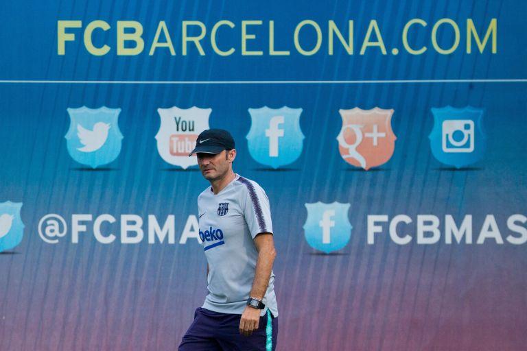 Μπαρτσελόνα: Ο Βαλβέρδε βγάζει το καπέλλο στον Μέσι | tovima.gr