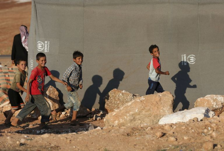 SOS από UNICEF για 1.000.000 παιδιά στο Ιντλίμπ | tovima.gr