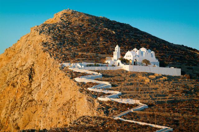 Οι Παναγίες των βράχων | tovima.gr
