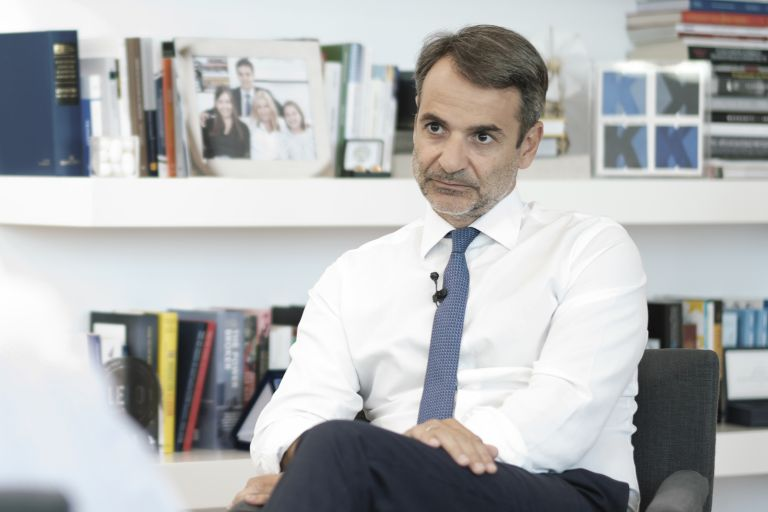 Μητσοτάκης: Αντί για φιέστα, ας προκηρύξει εκλογές στις 20 Αυγούστου ο κ. Τσίπρας | tovima.gr