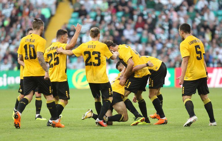 Άντεξε η ΑΕΚ στη Σκωτία, 1-1 με τη Σέλτικ | tovima.gr