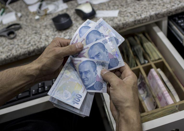 Ανησυχία στις αγορές από την κατάρρευση της τουρκικής λίρας | tovima.gr