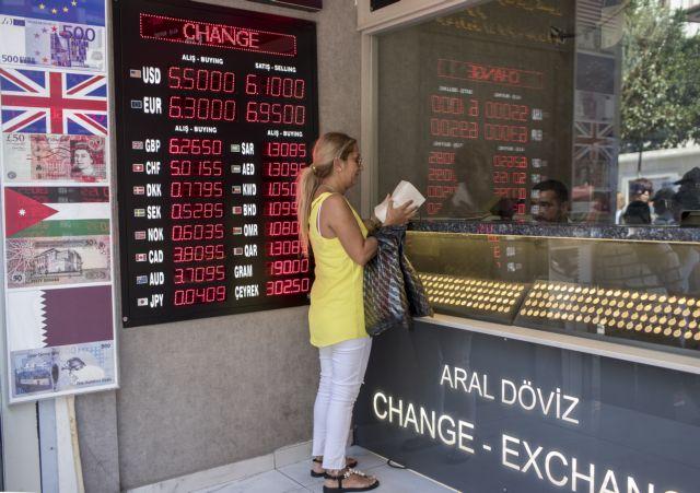 Τουρκική καταιγίδα στις αγορές | tovima.gr