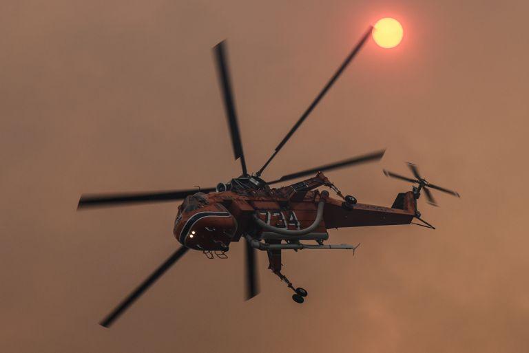 Υψηλός κίνδυνος πυρκαγιάς σε Αττική | tovima.gr