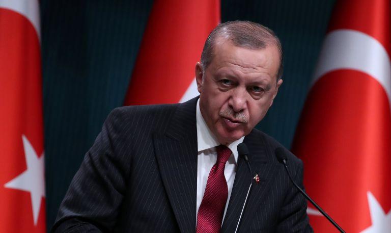 Ερντογάν: Δημοψήφισμα για ένταξη στην ΕΕ | tovima.gr