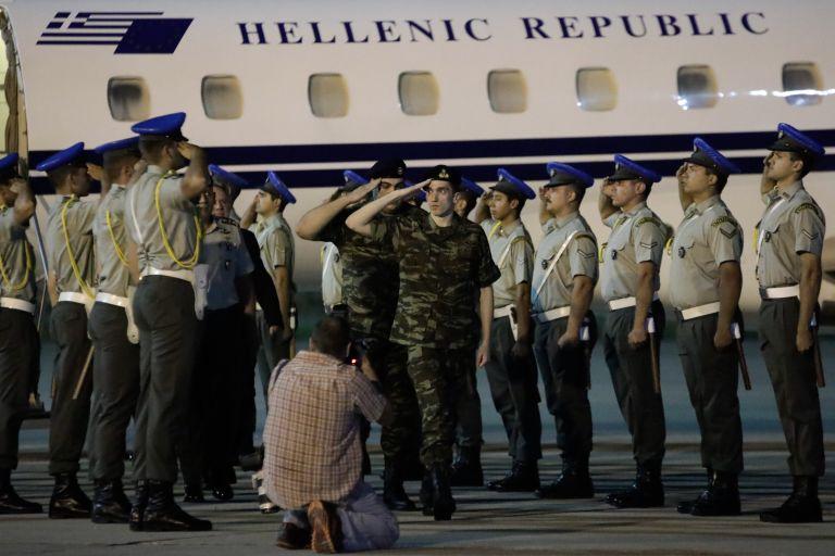 Μάζης: Τι σηματοδοτεί η απελευθέρωση των δύο στρατιωτικών | tovima.gr