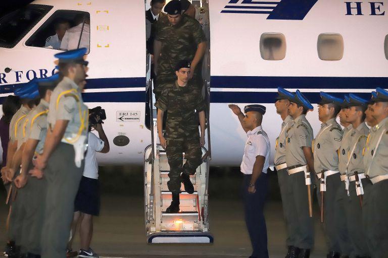 Κεφαλογιάννης για έλληνες στρατιωτικούς: Ταλαιπωρήθηκαν άδικα | tovima.gr