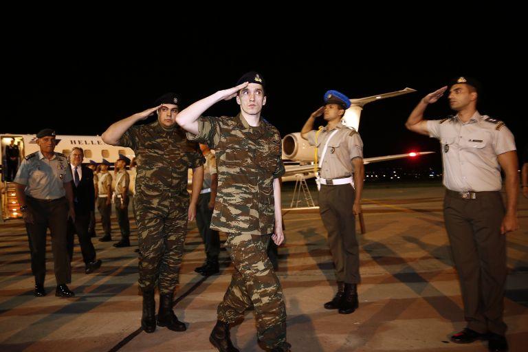 Κουβέλης: Αναμενόμενη η αποφυλάκιση των δύο στρατιωτικών | tovima.gr