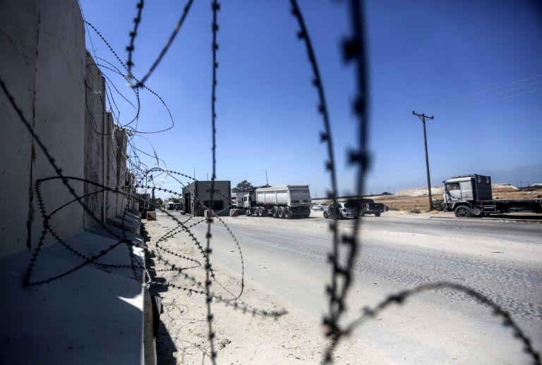 Ισραήλ: Ανοιξε το μοναδικό συνοριακό πέρασμα για τη Γάζα | tovima.gr