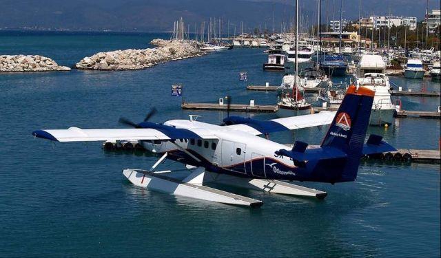 Κατατέθηκαν οι φάκελοι αδειοδότησης των υδατοδρομίων Λευκάδας και Μεγανησίου | tovima.gr