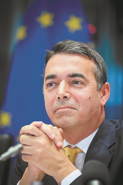 Υπαρξιακό ζήτημα η έναρξη ενταξιακών διαπραγματεύσεων | tovima.gr