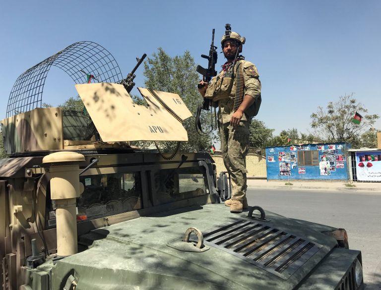 Αφγανιστάν: Επίθεση με ρουκέτες κοντά στο Προεδρικό Μέγαρο | tovima.gr