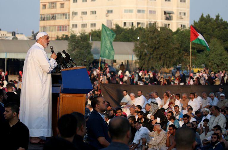 Χαμάς: Εφικτή η άρση του αποκλεισμού της Λωρίδας της Γάζας | tovima.gr