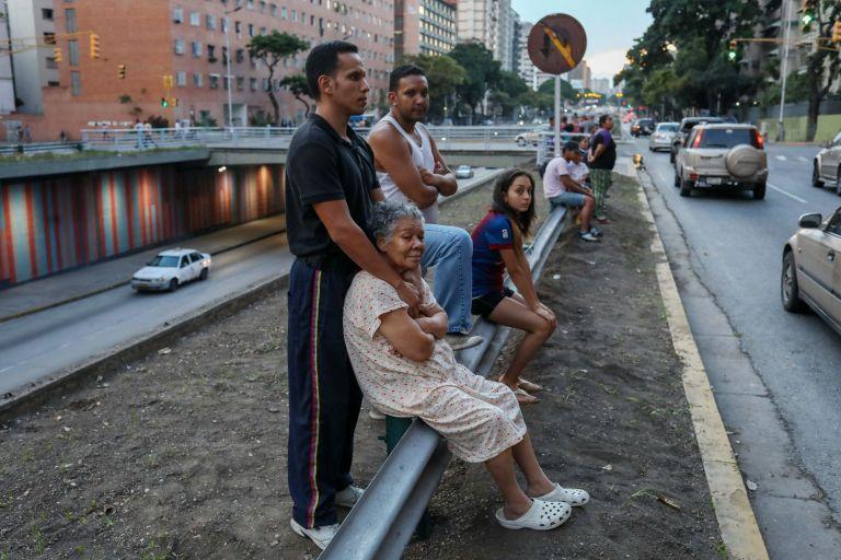 Η στιγμή του ισχυρού σεισμού στην Βενεζουέλα(βίντεο) | tovima.gr