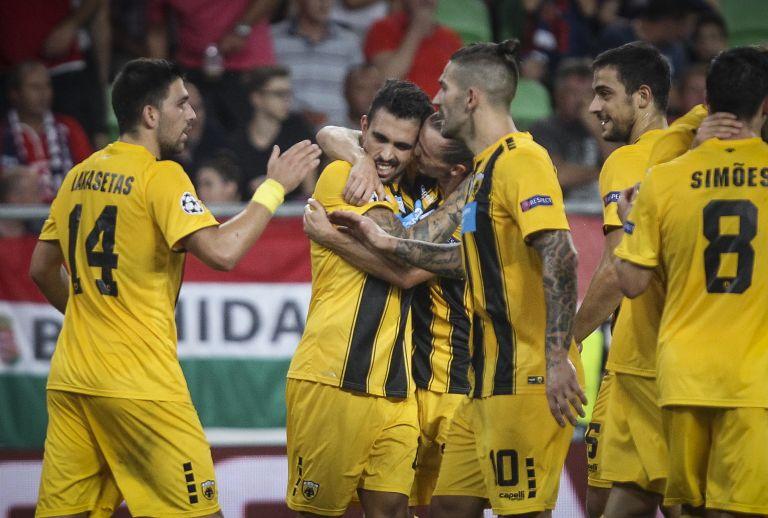 Πλέι οφ Champions League: Βίντι – ΑΕΚ 1 – 2 | tovima.gr