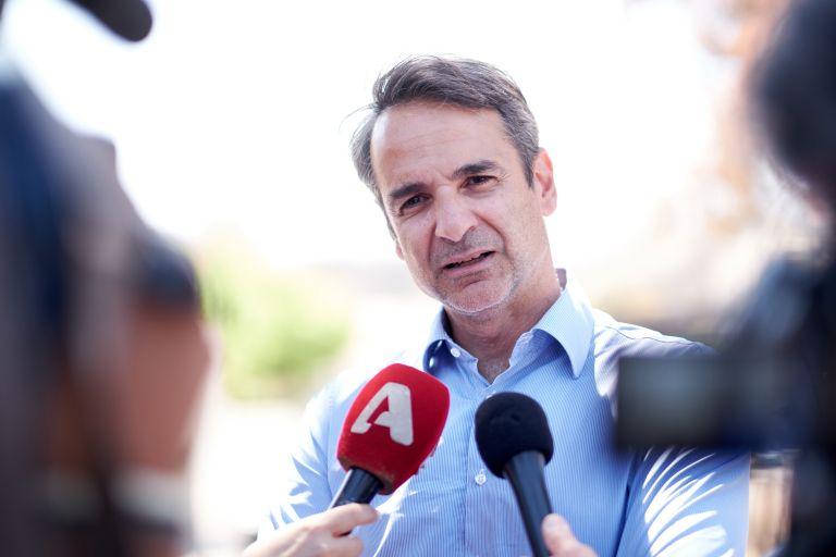 Κ.Μητσοτάκης: Όσο η κυβέρνηση επενδύει στο χθες, εγώ θα μιλώ για το αύριο | tovima.gr