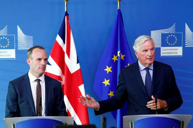 Μισέλ Μπαρνιέ: Δεν αποκλείεται το άτακτο Brexit | tovima.gr