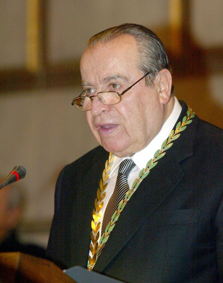Την Τετάρτη η κηδεία του ακαδημαϊκού Γρηγόρη Σκαλκέα | tovima.gr