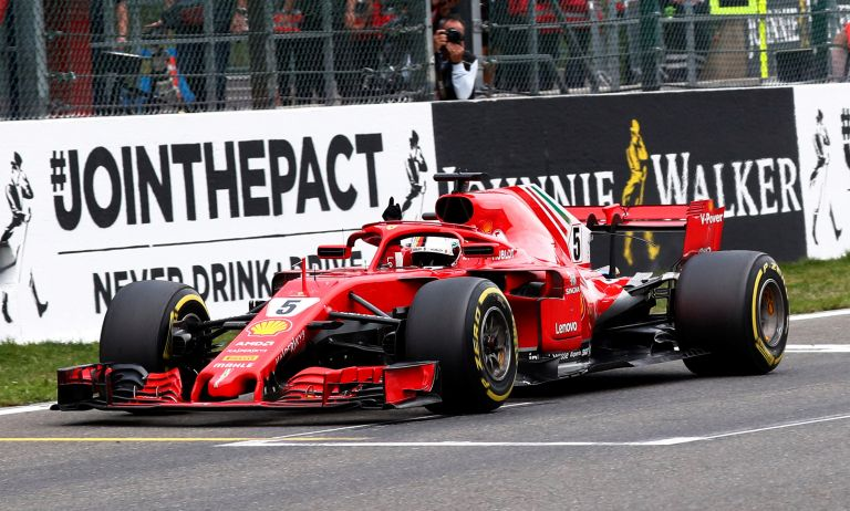 Formula 1: Ο Σεμπάστιαν Φέτελ νικητής στο γκραν πρι Βελγίου | tovima.gr